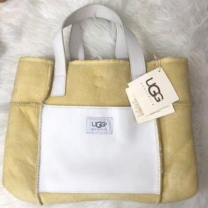 Ugg Australia Shearling Grab Bag